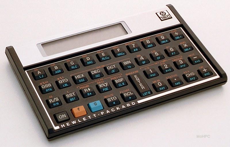hp 16c rh hpmuseum org HP-16C Calculator Emulator HP-16C Calculator Emulator