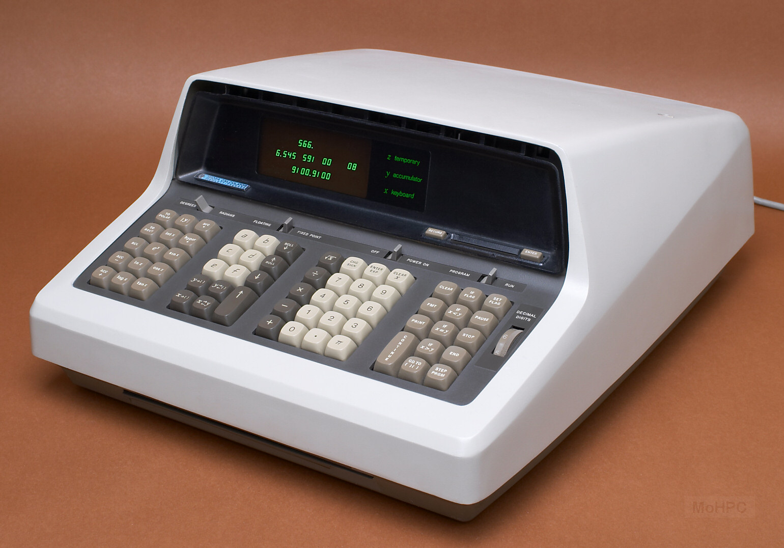 HP 9100 Desktop Calculator
