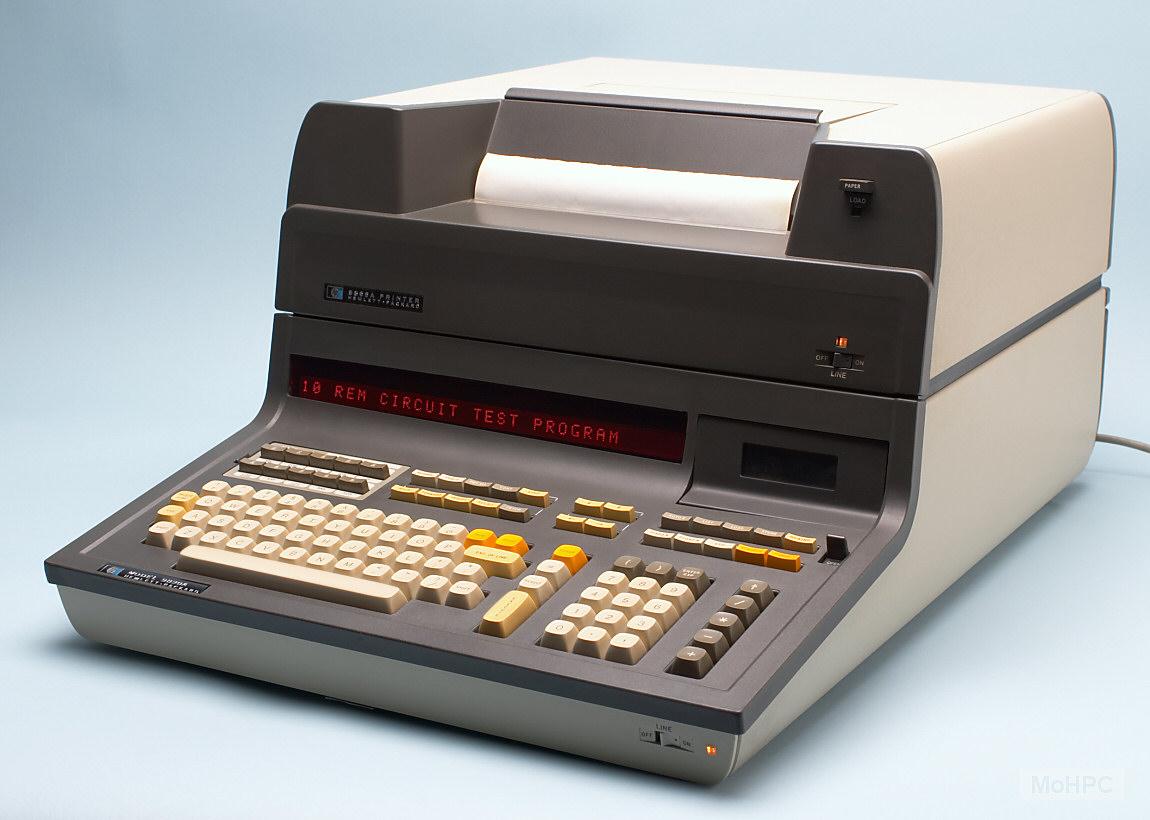 HP 9830