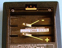 Hp Battery Information