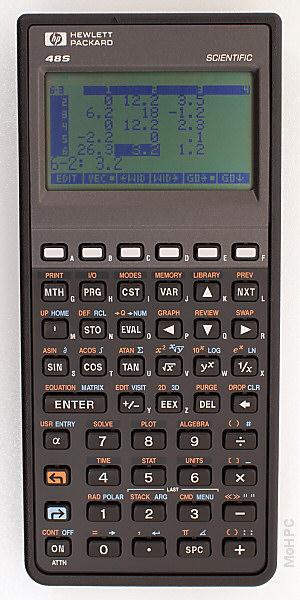 HP-48S