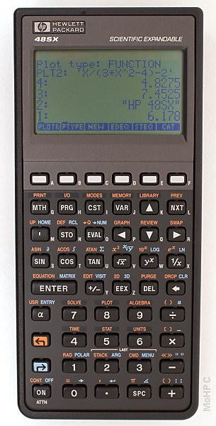 HP-48S/SX